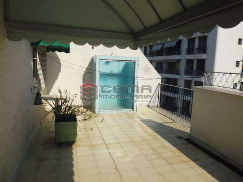 f6ce9eea6dadc2f73c91e6ba09ce03 - Cobertura 3 quartos à venda Botafogo, Zona Sul RJ - R$ 1.700.000 - LACO30254 - 21