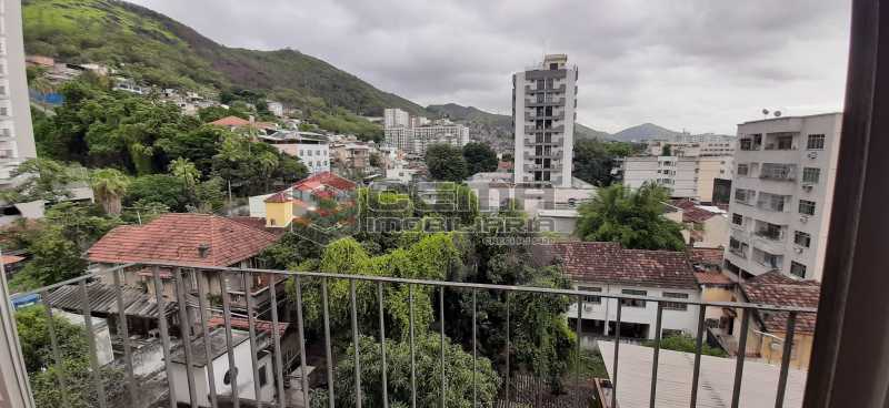 varanda sala - Apartamento 2 quartos à venda Méier, Zona Norte RJ - R$ 169.000 - LAAP24123 - 1