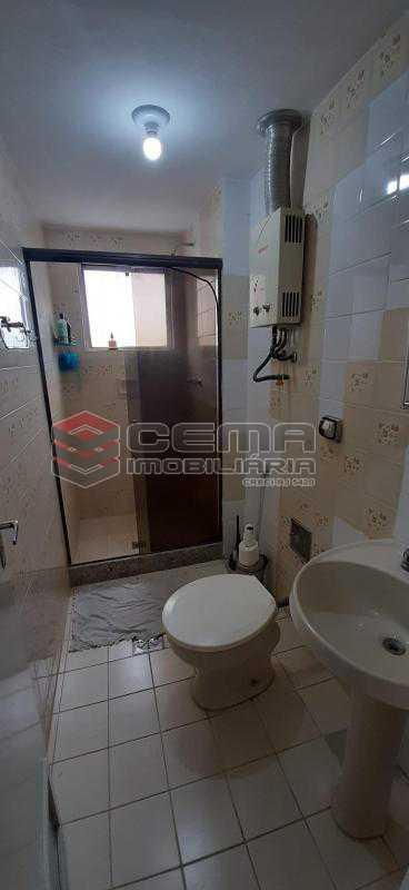 banheiro - Apartamento 2 quartos à venda Méier, Zona Norte RJ - R$ 169.000 - LAAP24123 - 16