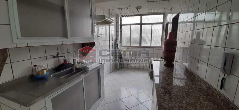 cozinha com area de serviço - Apartamento 2 quartos à venda Méier, Zona Norte RJ - R$ 169.000 - LAAP24123 - 17