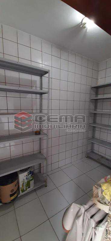 quarto de empregada - Apartamento 2 quartos à venda Méier, Zona Norte RJ - R$ 169.000 - LAAP24123 - 20