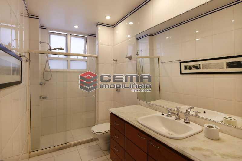 banheiro 2 - Apartamento 2 quartos para alugar Ipanema, Zona Sul RJ - R$ 4.000 - LAAP24131 - 10