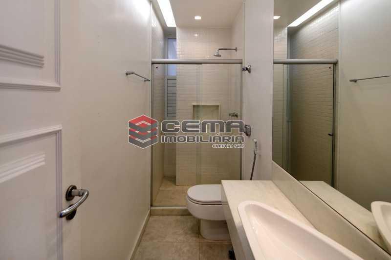 banheiro 1 - Apartamento 2 quartos para alugar Ipanema, Zona Sul RJ - R$ 4.000 - LAAP24131 - 9