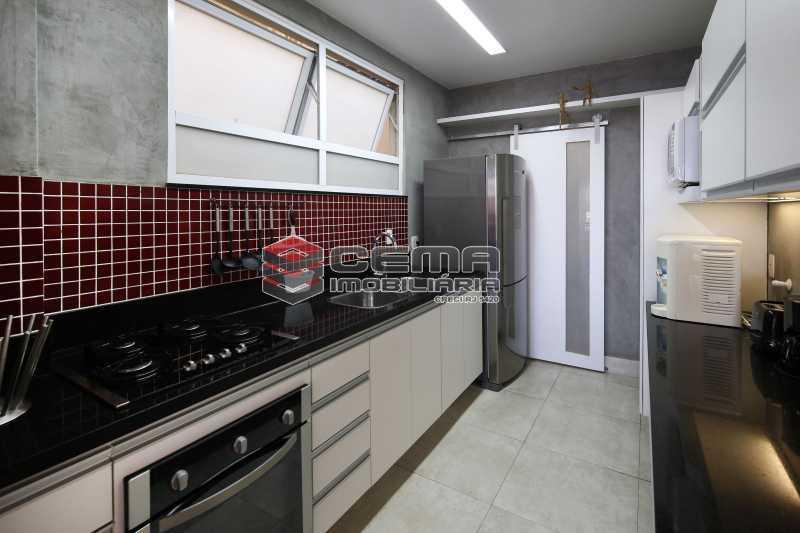 cozinha. - Apartamento 2 quartos para alugar Ipanema, Zona Sul RJ - R$ 4.000 - LAAP24131 - 13