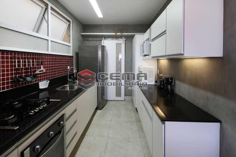 cozinha - Apartamento 2 quartos para alugar Ipanema, Zona Sul RJ - R$ 4.000 - LAAP24131 - 14