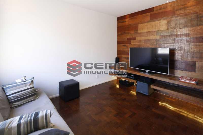 sala de tv e home - Apartamento 2 quartos para alugar Ipanema, Zona Sul RJ - R$ 4.000 - LAAP24131 - 7