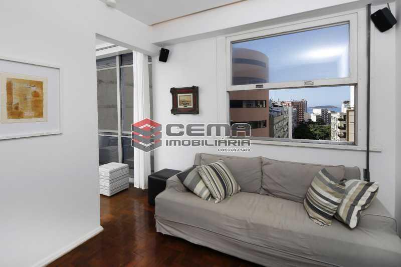 sala de tv e home - Apartamento 2 quartos para alugar Ipanema, Zona Sul RJ - R$ 4.000 - LAAP24131 - 8