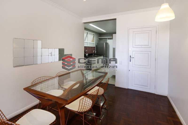 sala - Apartamento 2 quartos para alugar Ipanema, Zona Sul RJ - R$ 4.000 - LAAP24131 - 6