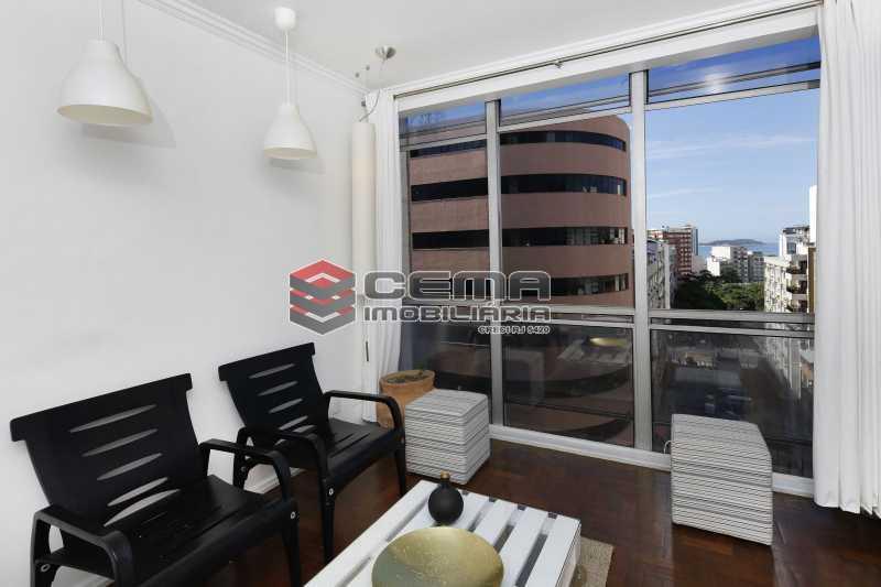 sala - Apartamento 2 quartos para alugar Ipanema, Zona Sul RJ - R$ 4.000 - LAAP24131 - 5