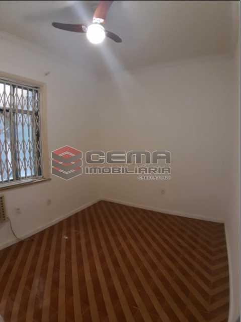 4 - Quarto - Apartamento 1 Quarto À Venda Flamengo, Zona Sul RJ - R$ 398.000 - LAAP12336 - 5