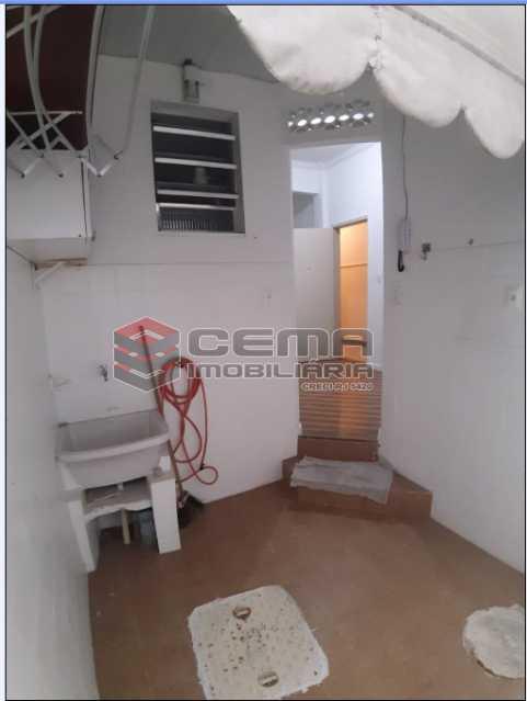 8 - Área externa - Apartamento 1 Quarto À Venda Flamengo, Zona Sul RJ - R$ 398.000 - LAAP12336 - 9