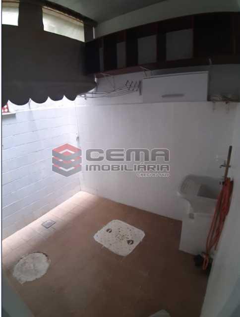 9 - Área externa - Apartamento 1 Quarto À Venda Flamengo, Zona Sul RJ - R$ 398.000 - LAAP12336 - 10