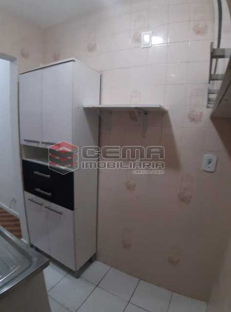 13 - Cozinha - Apartamento 1 Quarto À Venda Flamengo, Zona Sul RJ - R$ 398.000 - LAAP12336 - 14