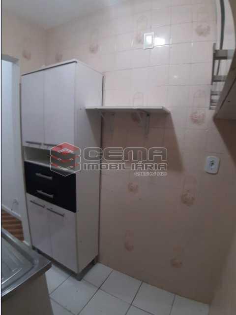 14 - Cozinha - Apartamento 1 Quarto À Venda Flamengo, Zona Sul RJ - R$ 398.000 - LAAP12336 - 15