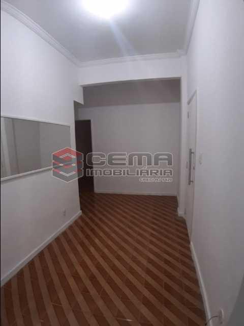 1 - Sala - Apartamento 1 Quarto À Venda Flamengo, Zona Sul RJ - R$ 398.000 - LAAP12336 - 1