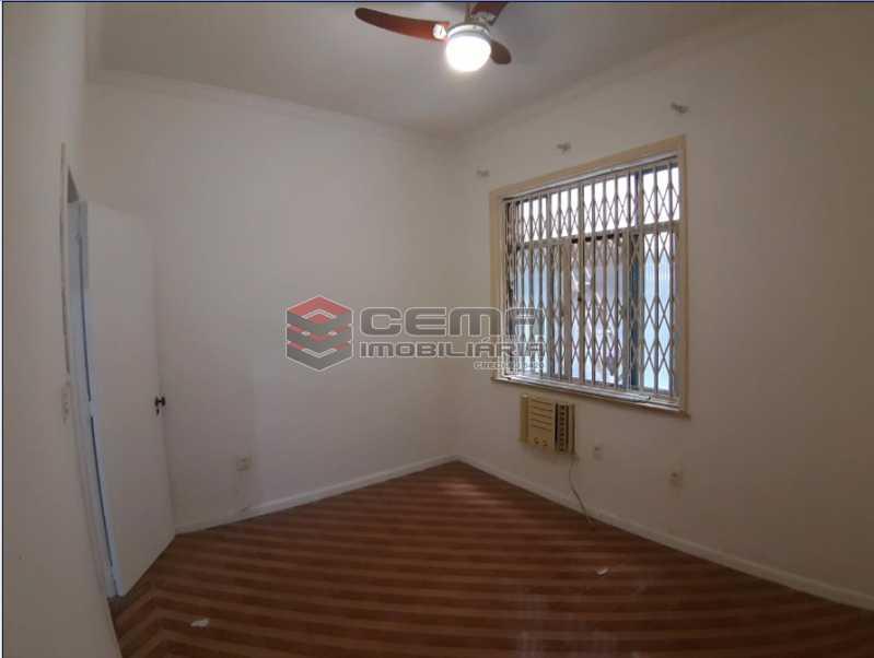 5 - Quarto - Apartamento 1 Quarto À Venda Flamengo, Zona Sul RJ - R$ 398.000 - LAAP12336 - 6
