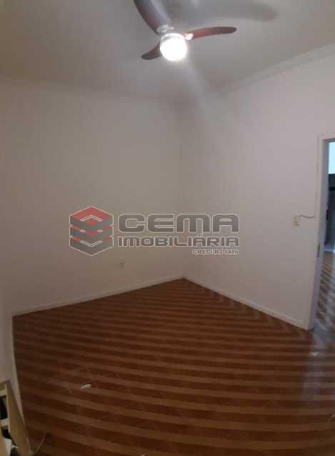 6 - Quarto - Apartamento 1 Quarto À Venda Flamengo, Zona Sul RJ - R$ 398.000 - LAAP12336 - 7