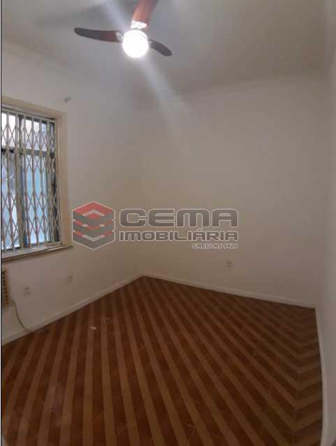 7 - Quarto - Apartamento 1 Quarto À Venda Flamengo, Zona Sul RJ - R$ 398.000 - LAAP12336 - 8