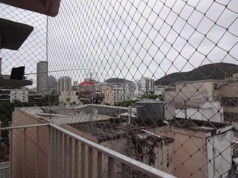 204920109609294 - Apartamento 1 quarto à venda Botafogo, Zona Sul RJ - R$ 700.000 - LAAP12339 - 1