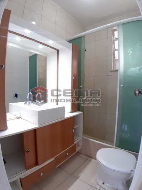 banheiro social  - dois quartos catete - LAAP24150 - 11