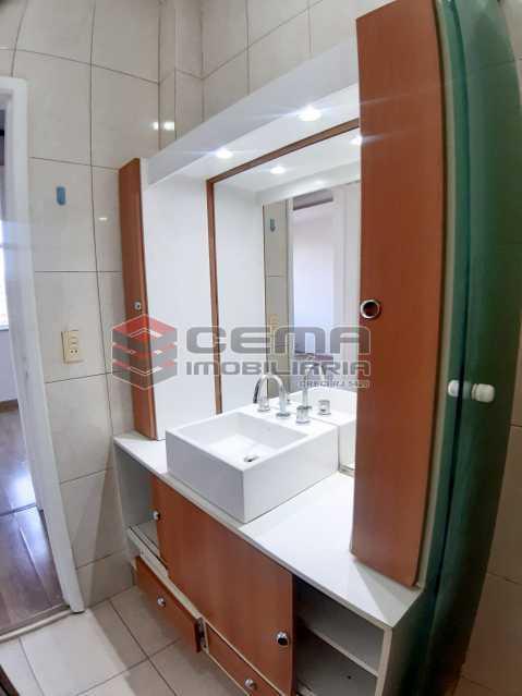 banheiro social  - dois quartos catete - LAAP24150 - 12