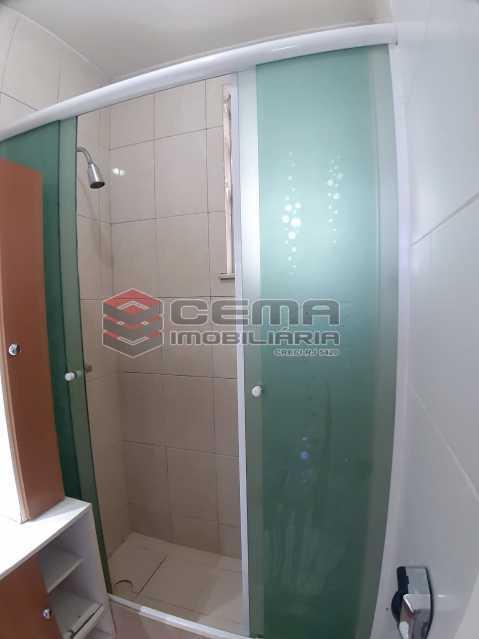 banheiro social  - dois quartos catete - LAAP24150 - 13