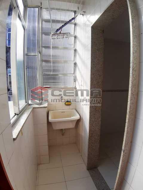 área de serviço  - dois quartos catete - LAAP24150 - 18
