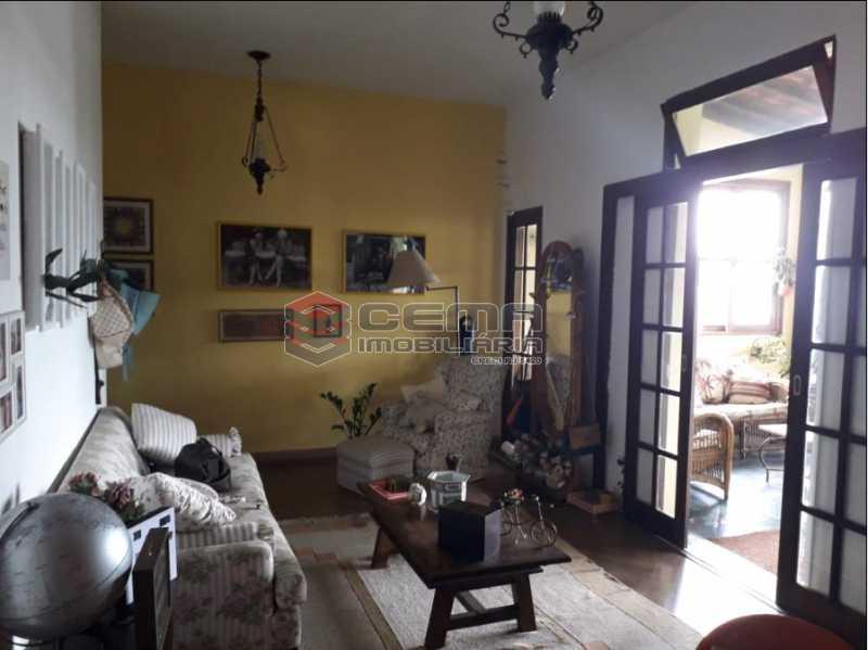 2 - Casa 5 quartos à venda Laranjeiras, Zona Sul RJ - R$ 4.150.000 - LACA50040 - 4