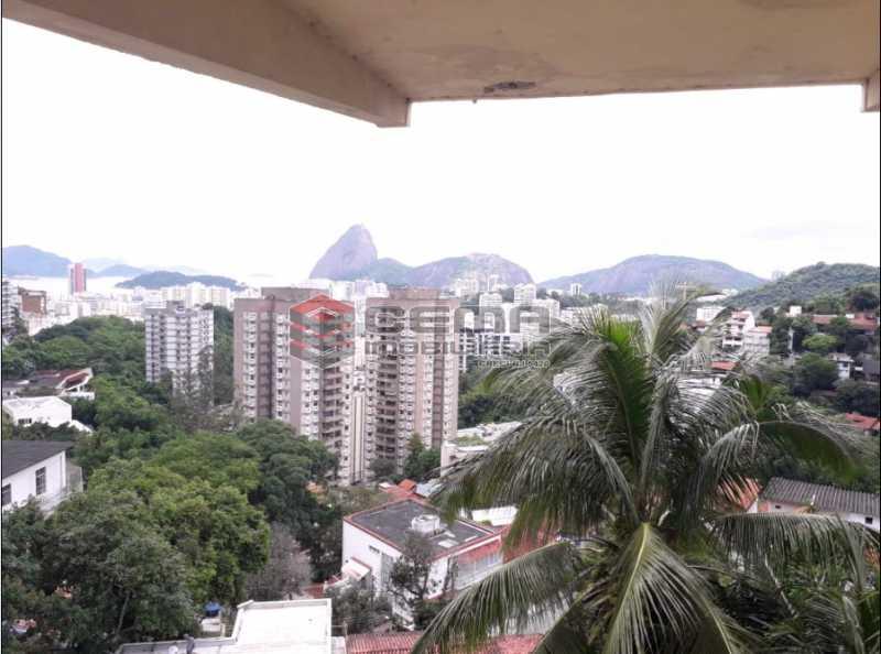 1 - Casa 5 quartos à venda Laranjeiras, Zona Sul RJ - R$ 4.150.000 - LACA50040 - 3
