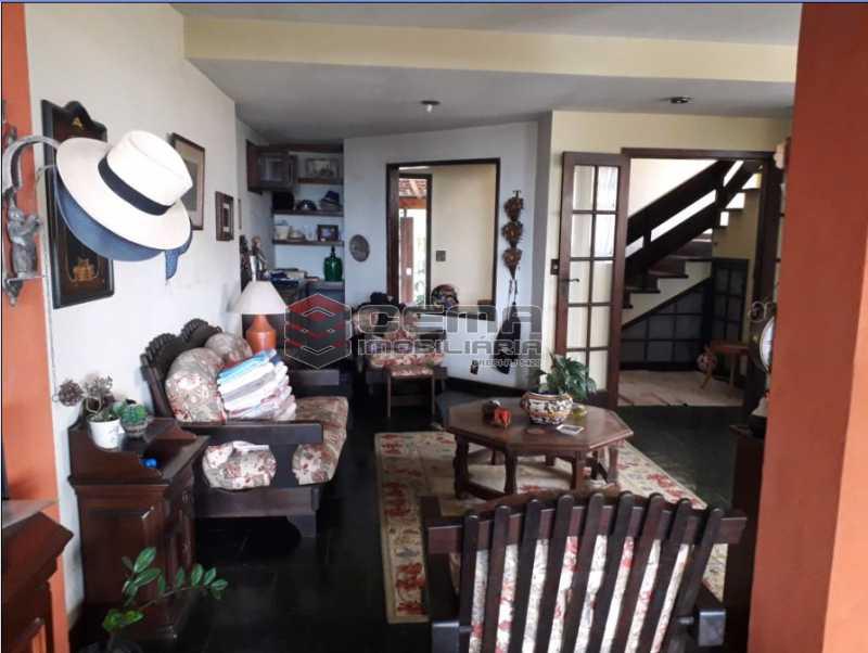 6 - Casa 5 quartos à venda Laranjeiras, Zona Sul RJ - R$ 4.150.000 - LACA50040 - 8