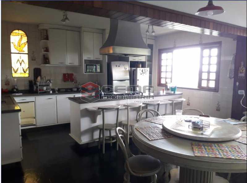 4 - Casa 5 quartos à venda Laranjeiras, Zona Sul RJ - R$ 4.150.000 - LACA50040 - 6