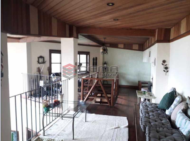 3 - Casa 5 quartos à venda Laranjeiras, Zona Sul RJ - R$ 4.150.000 - LACA50040 - 5