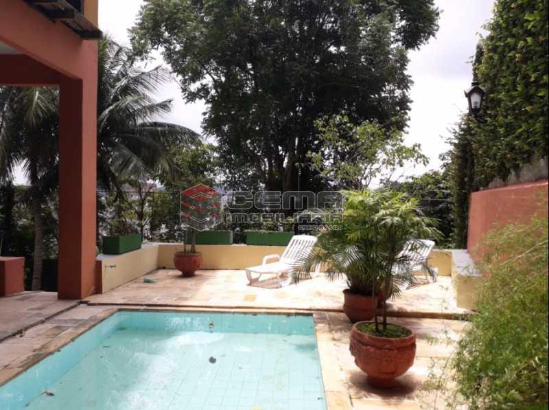 12 - Casa 5 quartos à venda Laranjeiras, Zona Sul RJ - R$ 4.150.000 - LACA50040 - 14