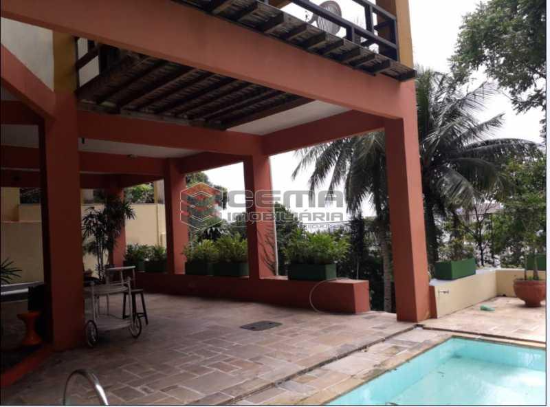 14 - Casa 5 quartos à venda Laranjeiras, Zona Sul RJ - R$ 4.150.000 - LACA50040 - 16