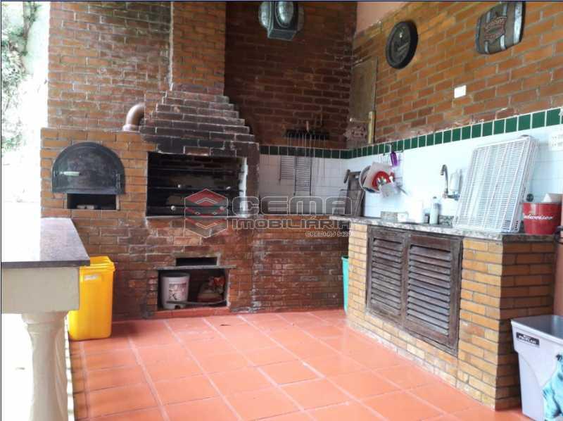 15 - Casa 5 quartos à venda Laranjeiras, Zona Sul RJ - R$ 4.150.000 - LACA50040 - 17
