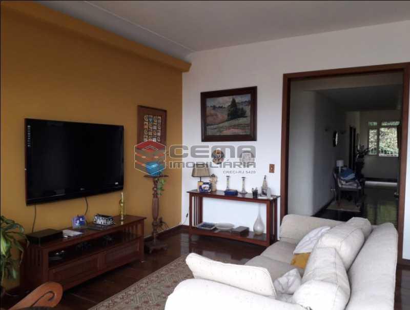 21 - Casa 5 quartos à venda Laranjeiras, Zona Sul RJ - R$ 4.150.000 - LACA50040 - 23