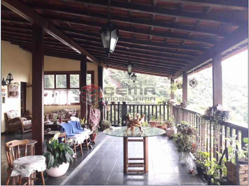 22 - Casa 5 quartos à venda Laranjeiras, Zona Sul RJ - R$ 4.150.000 - LACA50040 - 24