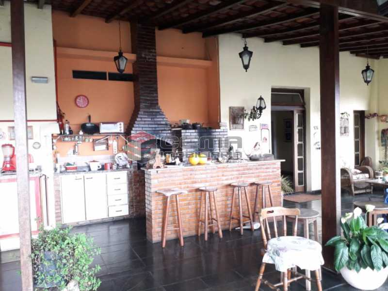 23 - Casa 5 quartos à venda Laranjeiras, Zona Sul RJ - R$ 4.150.000 - LACA50040 - 25