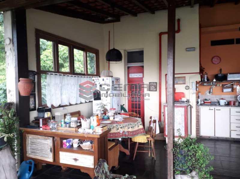 25 - Casa 5 quartos à venda Laranjeiras, Zona Sul RJ - R$ 4.150.000 - LACA50040 - 27