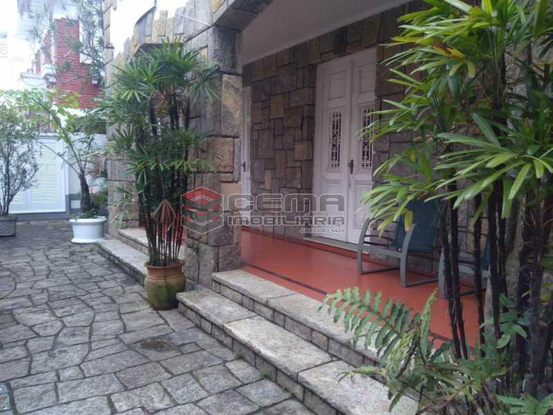1 - Casa à venda Rua Osório de Almeida,Urca, Zona Sul RJ - R$ 4.800.000 - LACA50041 - 1