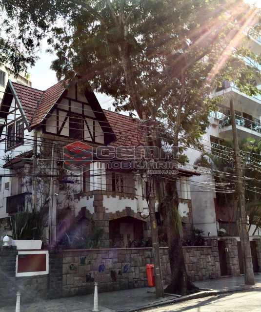 4 - Casa à venda Rua Osório de Almeida,Urca, Zona Sul RJ - R$ 4.800.000 - LACA50041 - 7