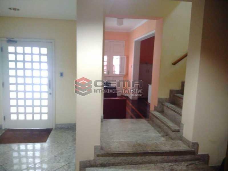 10 - Casa à venda Rua Osório de Almeida,Urca, Zona Sul RJ - R$ 4.800.000 - LACA50041 - 11