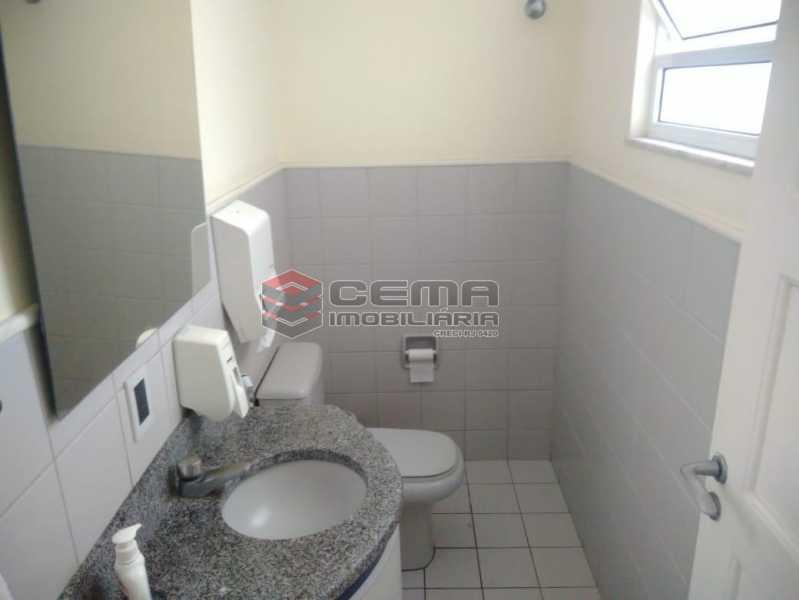 20 - Casa à venda Rua Osório de Almeida,Urca, Zona Sul RJ - R$ 4.800.000 - LACA50041 - 21