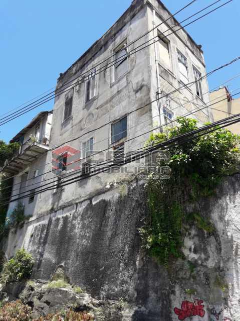 2 - Prédio 280m² à venda Rua Barão de Guaratiba,Glória, Zona Sul RJ - R$ 3.000.000 - LAPR80001 - 3