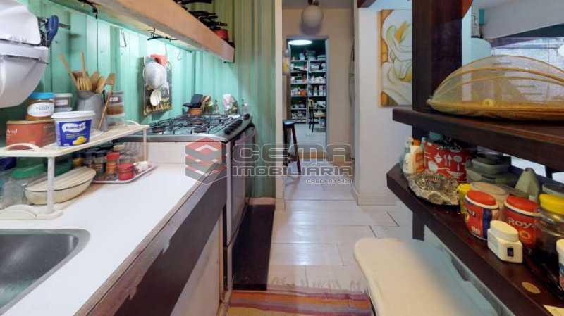 08a4ee4a5f1097472c3a4abb7c8324 - Casa 4 quartos à venda Botafogo, Zona Sul RJ - R$ 1.900.000 - LACA40103 - 15