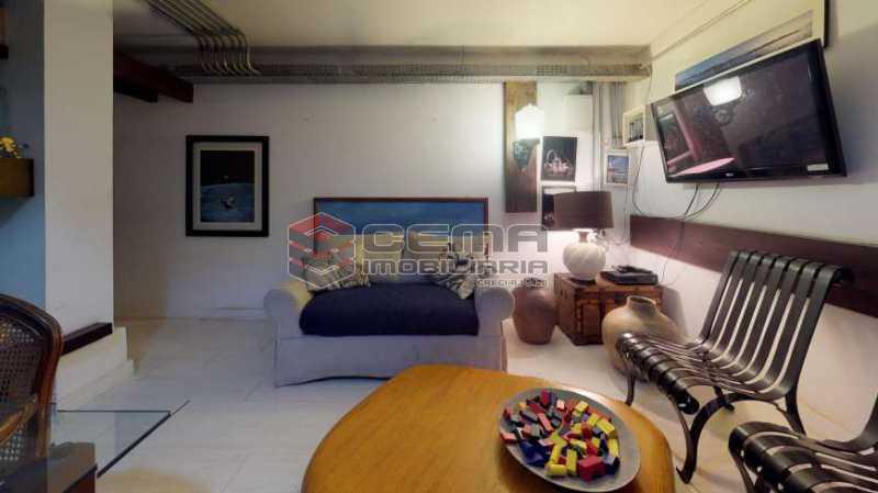 4648cc1f5c57a5b17fc5084c1cb659 - Casa 4 quartos à venda Botafogo, Zona Sul RJ - R$ 1.900.000 - LACA40103 - 3