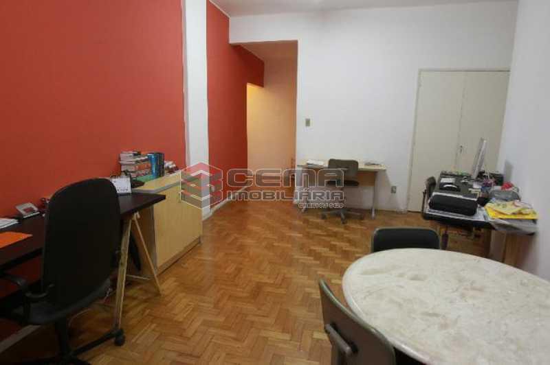 1 - Sala Comercial 30m² à venda Rua da Lapa,Centro RJ - R$ 147.000 - LASL00407 - 1