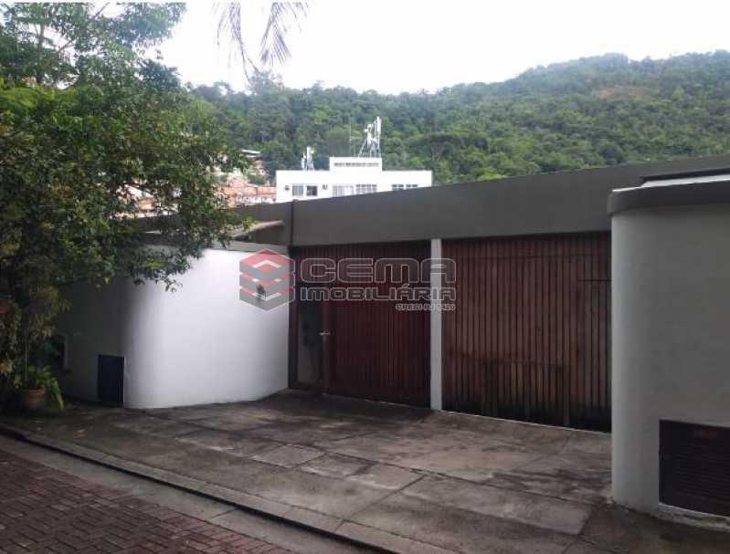 3 - Casa em Condomínio 4 quartos à venda Laranjeiras, Zona Sul RJ - R$ 2.300.000 - LACN40008 - 1