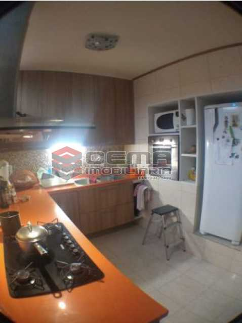 9 - Casa em Condomínio 4 quartos à venda Laranjeiras, Zona Sul RJ - R$ 2.300.000 - LACN40008 - 7