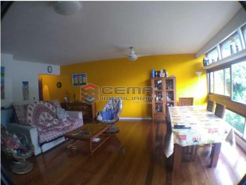16 - Casa em Condomínio 4 quartos à venda Laranjeiras, Zona Sul RJ - R$ 2.300.000 - LACN40008 - 3